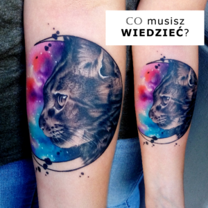 Tatuowanie portretów zwierząt - co musisz wiedzieć