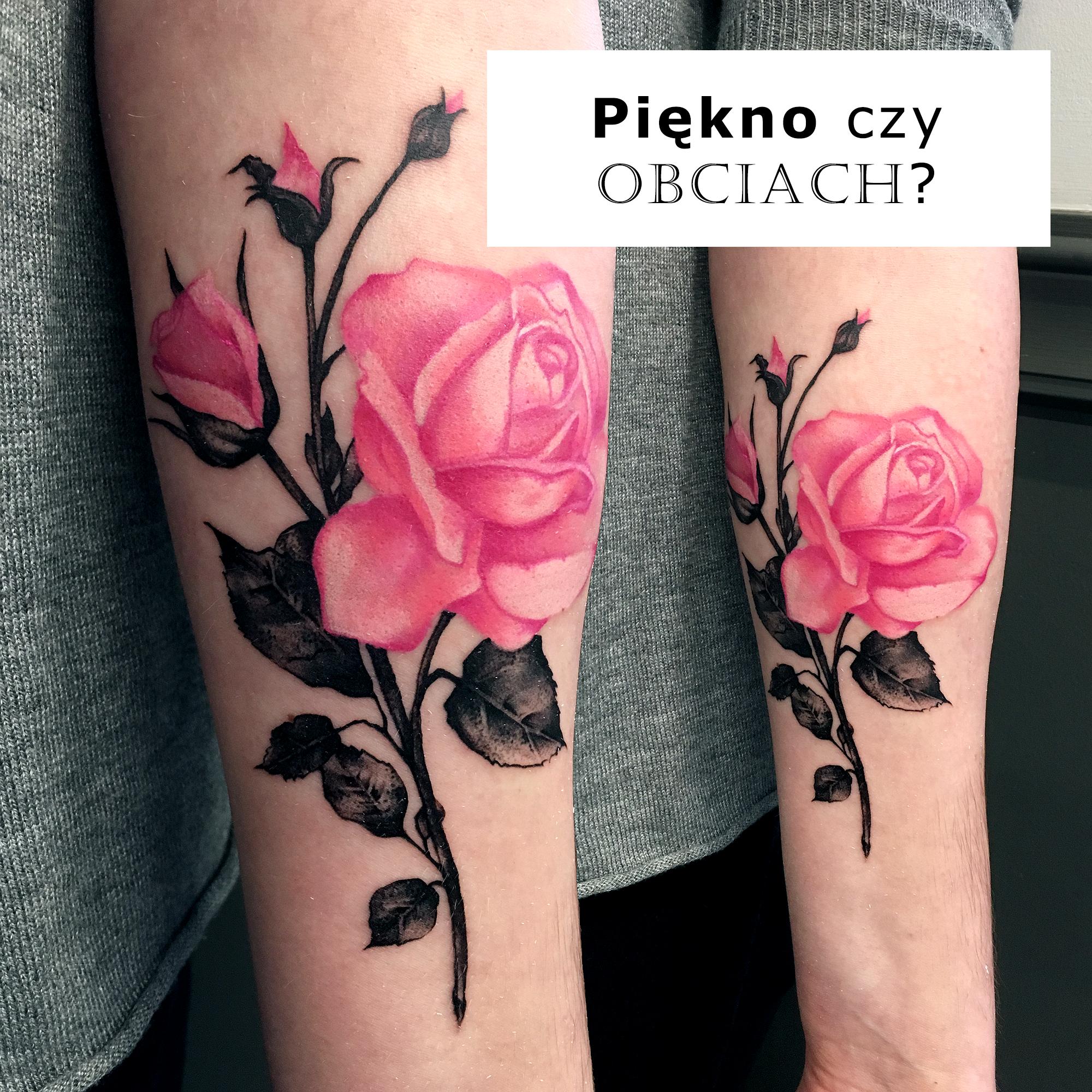 Popularne motywy tatuazy - piękno czy obciach