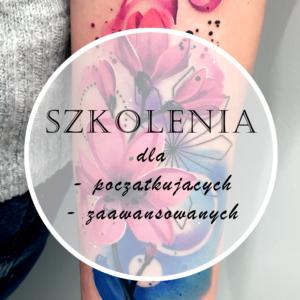 Szkolenia z tatuażu dla osób początkujących i zaawansowanych